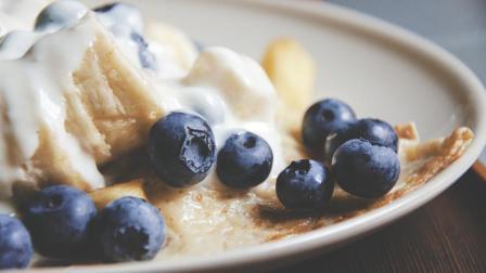 #认真一夏#食物也有爱恨情仇: 巧克力和香蕉泥是原配还是新欢?