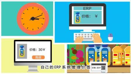 电子货架标签ESL(大连雷博科技)的特点及应用领域