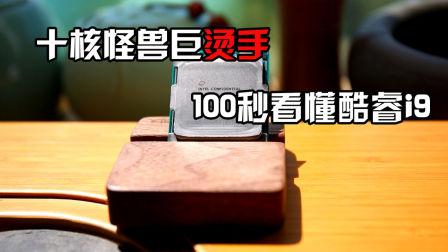 十核怪兽巨烫手 100秒看懂酷睿i9 7900X