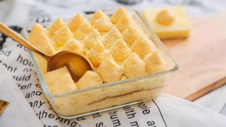 这样做的豆乳盒子蛋糕, 好吃到我都要舔盒子了