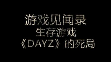 【游戏见闻录】02:生存游戏《Dayz》的死局