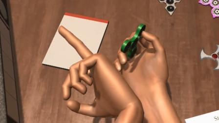 手部模拟器丨宛如瘫痪原来是这种感觉!