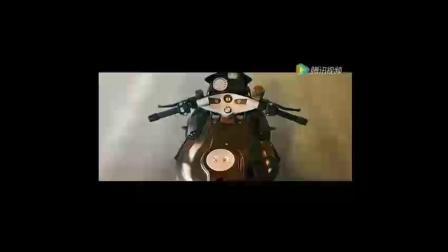 《幻影车神3》摩托车版变形金刚拥有一辆此生无憾!