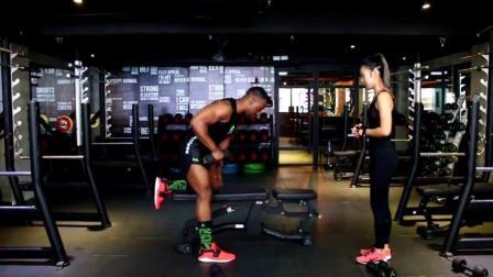 简单好用的几个健身动作, 一起来锻练吧