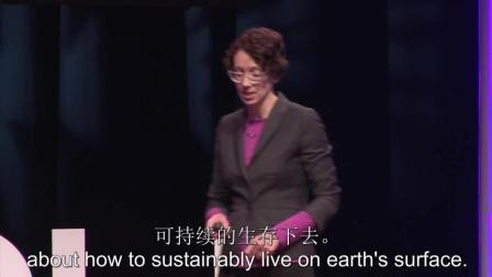 Liz Hajek: 河流告诉我们的地球历史