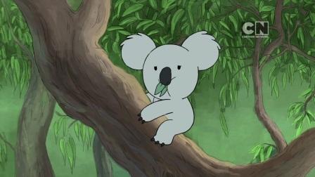 [咱们裸熊/熊熊三兄弟]We Bare Bears - Nom Nom vs hamster(译名: 绿茶婊考拉遇上对手了