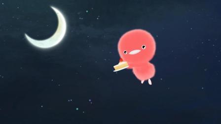 《小鸡彩虹》小剧场剪辑之月亮之歌