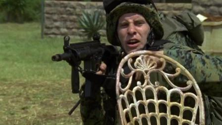美军陆战队小分队遭遇叛军狙击手袭击, 数名战士被爆头, 伤亡惨重!