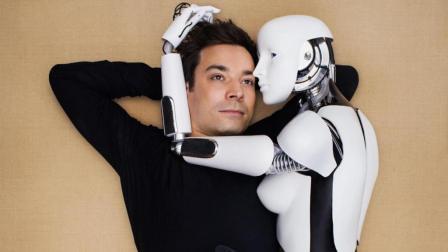 世界上最聪明机器人, 会用40种语言聊天, 未来时代真的来了!