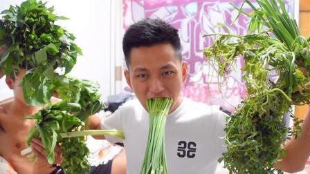 不作会死 2017:把20种蔬菜搅拌成汁 这味道比中药更苦 喝一口就吐 139        9.1