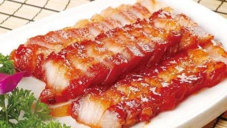 大厨教你做香甜叉烧肉, 不用叉烧酱, 多看3次就能学会!