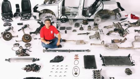 48小时内一辆国产Q5变成了一地零件, 国产奥迪Q5耐久性报告-车比得