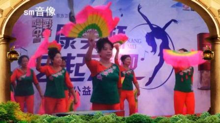 扇子舞: 中国结