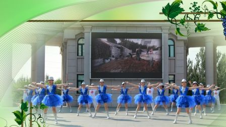 2017年交通银行沃德杯广场舞大赛
