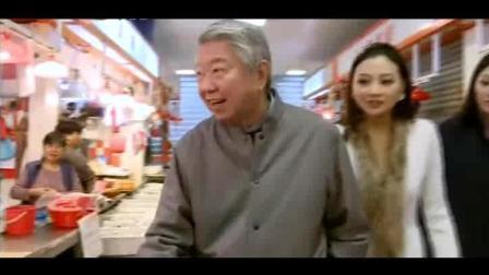 蔡澜到街市买海鲜, 做海鲜餐, 赤米虾, 东风螺, 椒盐濑尿虾, 黄脚䲞, 便宜又好味