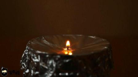 铁丝放在油灯里, DIY自制一个不灭灯芯