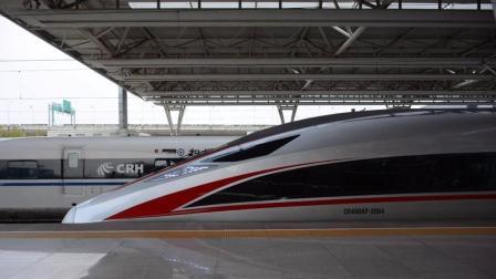 领跑世界20年, 从中国铁路大提速到中国高铁大发展!