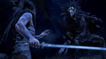 【Q桑】《地狱之刃: 赛娜的献祭》困难最高难度攻略剧解说 第02集