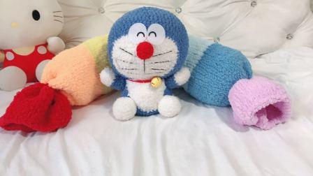 抱枕毛毯编织教程