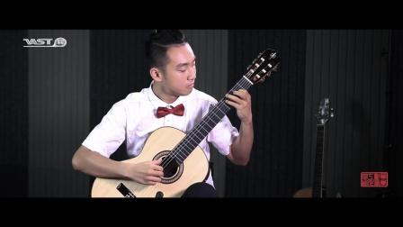 吉他独奏《罗密欧与朱丽叶》by 李仕栋