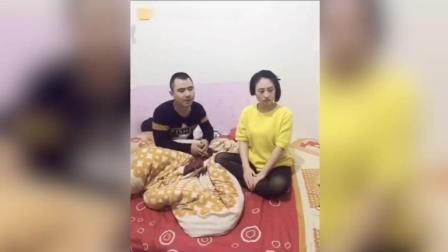 老公和媳妇的对话, 笑喷了!