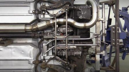 Binky项目-第十五期-奥斯汀Mini GT4--零件打造安装