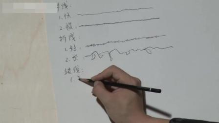 速写基础绘画原理速写入门视频教学