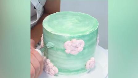 令人喜爱的巧克力蛋糕装饰, 花样百出的蛋糕你舍得吃吗?