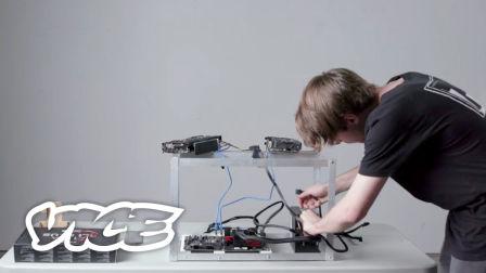 VICE 科技 5分钟教你组装以太币挖矿机
