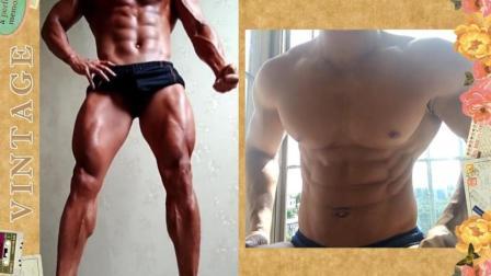 肌肉男系列-他的肌肉在我看来挺完美啦, 你觉得呢? 【达人5】