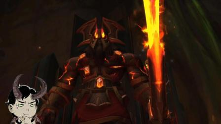 嘉栋解说魔兽世界34期7.3新剧情: 阿格拉玛晋升归来