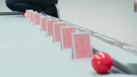 世界花式桌球第一人, 要有了这技术追女生简直不要容易