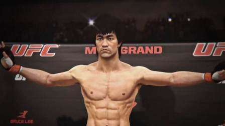 解释李小龙MMA之父
