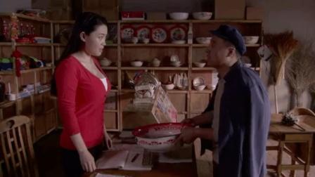 关婷娜演农村戏总是那么格格不入, 是自身气质还是服装的原因?