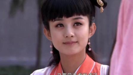 质疑赵丽颖演技的看过来, 一人分饰二角, 性格迥异