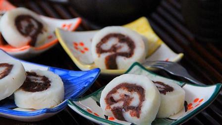 糕点自己做: 中式茶点-山药豆沙卷