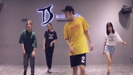BoA《Action》舞蹈教学练习室【TS DANCE】