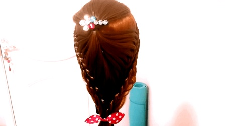 出席婚礼宴会发型很重要, 一款发型尽显气质, 让你抢尽风头!