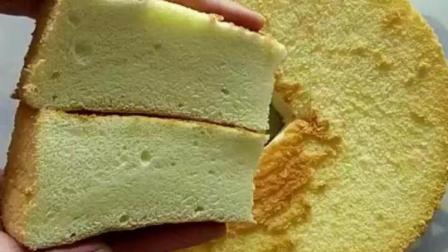 美食教程: 自制烤蛋糕, 学会自己做, 好吃到没话说