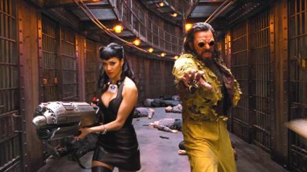 美女勇救外星野兽惨遭背叛, 果然不能信男人 6分钟看完科幻喜剧片《黑衣人3》