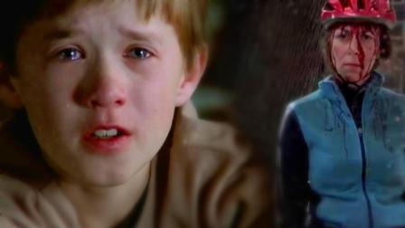 【看电影】通灵男孩的恐怖见鬼经历, 几分钟看完超高分惊悚片《灵异第六感》