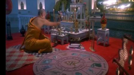 僵尸电影, 泰国巫师给人下了降头, 高僧来解反被钉