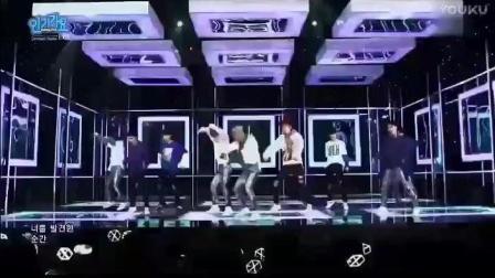 EXO《Lucky One》中文版人气歌谣现场版, 网友: 欧巴们的中文水平还有待提高!
