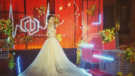 OKFILM影像|两地婚礼【没有比简单更好的爱情】