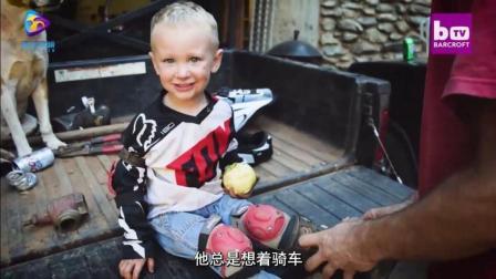 两岁小赛车手杰丁的速度与激情