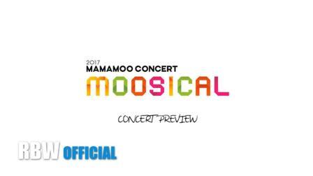 "2017 MAMAMOO CONCERT ""Curtain Call"" IN BUSAN"