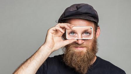 这个APP借你的双眼 给盲人看世界 178