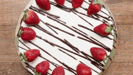 自贡暑期美食制作推荐 美味的巧克力蛋糕配草莓, 好吃的在哪里, 我就在哪里