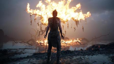 【Q桑】《地狱之刃: 赛娜的献祭》困难最高难度攻略剧解说 第03集