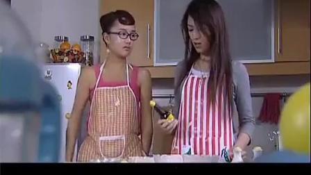 巴啦啦小魔仙: 美雪妈妈做蛋糕放酱油, 这蛋糕简直美味啊